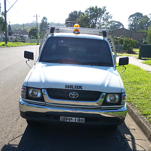 Toyota hilux 2004 Lansvale Liverpool Area Preview