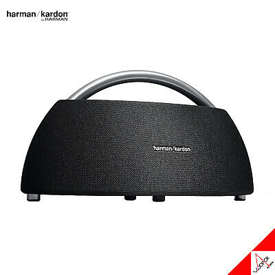 Harman Kardon GO Play Mini Portable Wireless Bluetooth Speaker Onyx5 - Black
