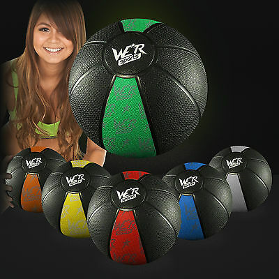 We R Sports Medicine Ball Crossfit Strength Gym Fitness Boxing MMA Body Workout