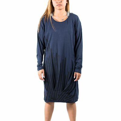 Women's PUMA by HUSSEIN CHALAYAN UM Tee Dress Navy/Black size M $110