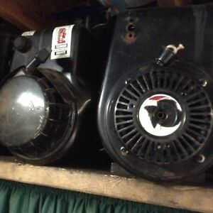 SNOWBLOWER ENGINES TECUMSEH 8/10 HP FOR PARTS ONLY