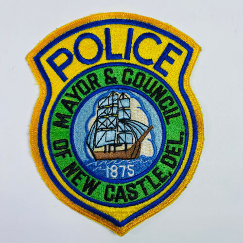 Mayor & Council of New Castle Police Delaware Patch