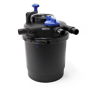 SunSun CPF-2500 Druckteichfilter UVC 11 W 6000 L/h Teich Filter Teichfilter