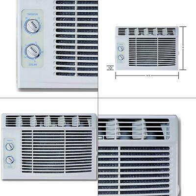 RCA - 5000 BTU Window Air Conditioner, Mechanical Controls