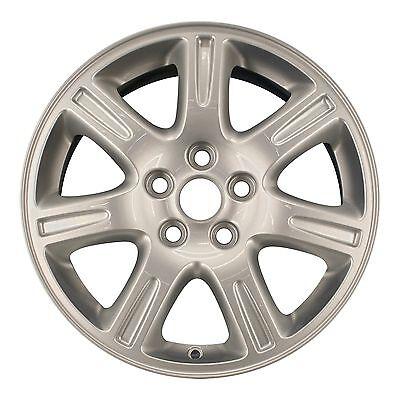 Jaguar Oem New S Type Alloy Wheel 7 5X16  Artemis Xr817326 Xr843322