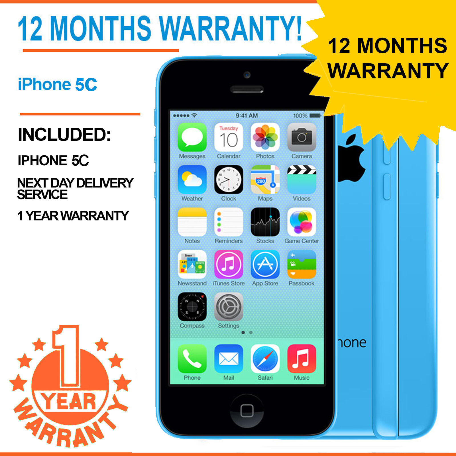 blue iphone 5c apple iphone 5c 16gb factory unlocked blue ebay 10292