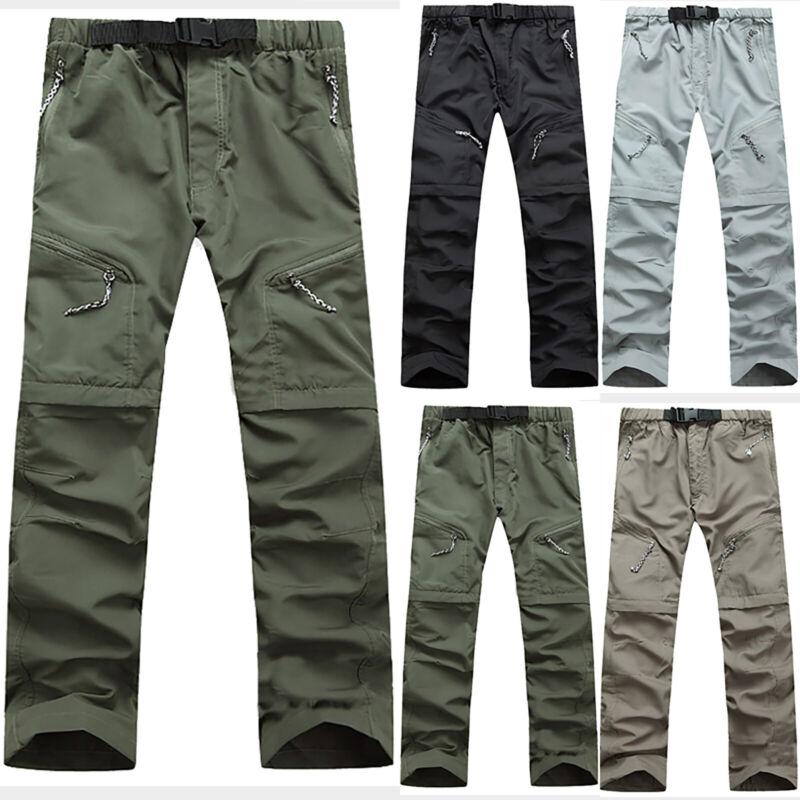 Men's Work Pants Tactical Hiking Climbing Trousers