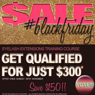 Eyelash Extensions Training Course
