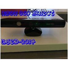 XBOX 360 Kinect - Used (Bought 2014) Hendra Brisbane North East Preview