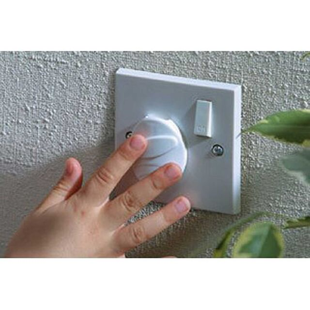 Safety 1st Child / Toddler Electrical Plug Socket Protection Covers - 6 Pack