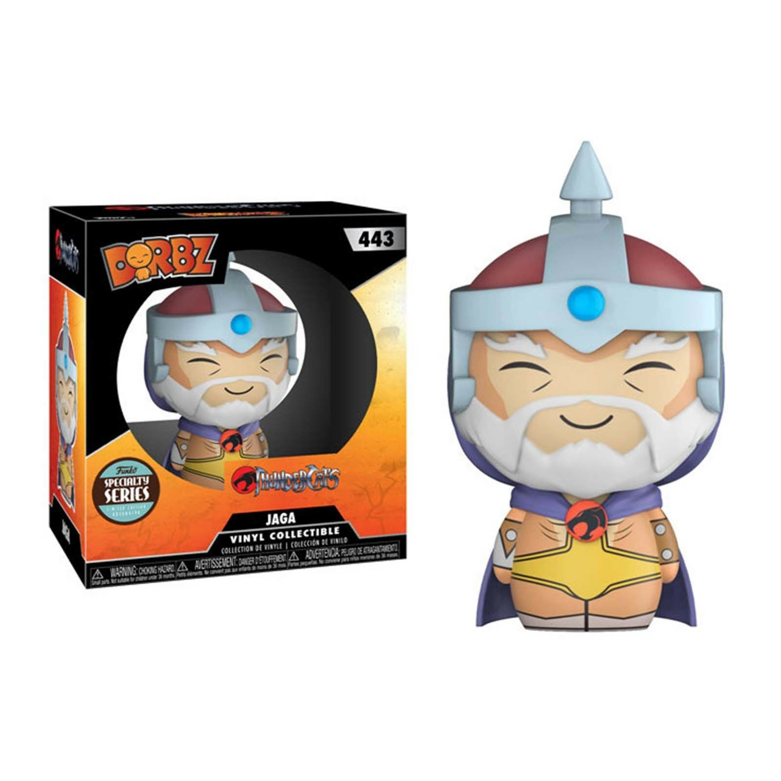 Funko Thundercats Specialty Dorbz Jaga Vinyl Figure NEW Toys and Collectible