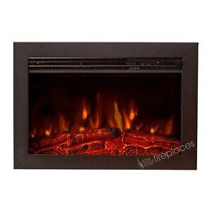 electric fire inserts fireplace suite insert ebay rh ebay co uk