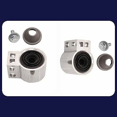 2 FRONT LOWER CONTROL ARM BUSHING REAR KIT2 FOR SAAB 9-3,9-3X (2004-2011) LH &RH, used for sale  Corona