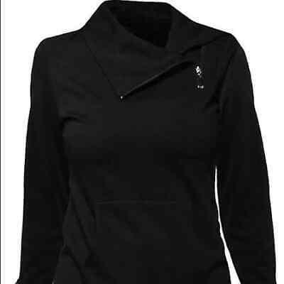 Medium Jofit Athletic Sweatshirt Top Medium Black