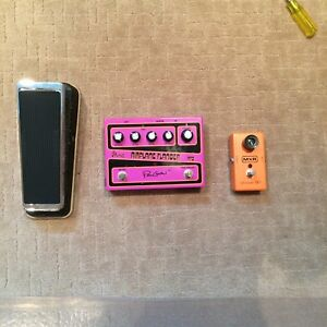 Guitar pedals for sale!