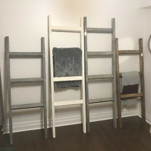 Blanket/towel ladder
