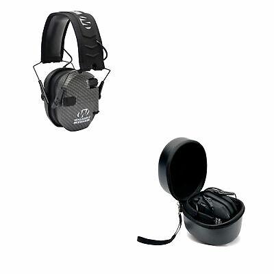 Walker's Razor Hearing Protection Earmuff w/ Walker's Razor