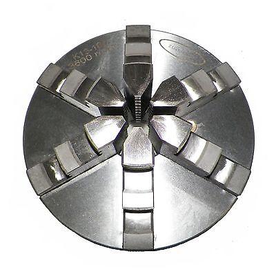 6 6 Inch 6 Jaw Self Centering Lathe Chuck Accuracy 0.002 Prime Semi Steel