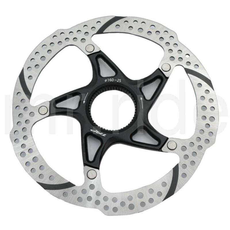 TRP 25 Centerlock Heat Dispersion Bike Disc Brake Rotor 160mm fit Shimano,DT hub