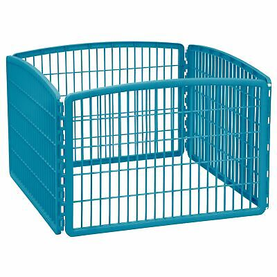 IRIS 24-inch Exercise 4-panel Pet Playpen Without Door - $48.49