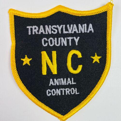 Transylvania County Animal Control ACO North Carolina NC Patch A3