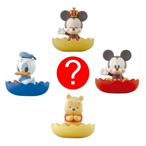 Blind Box Jewelry Box Ring Holder Mickey Mouse Donald Duck Pooh 1 Random Figure