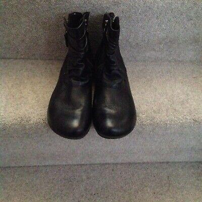 JOSEPH SEIBEL Ladies shorts leather boots size 42