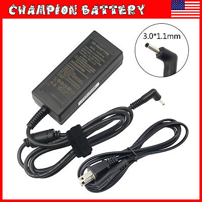 New AC Adapter Power Charger For Lenovo Chromebook N21 ADLX45DLC3A 19V