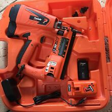 Paslode nail gun like new condition used one time only Casula Liverpool Area Preview