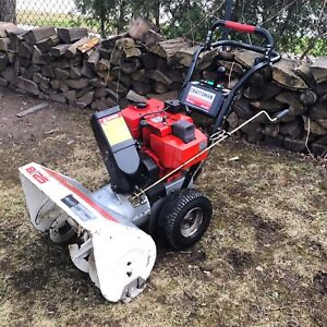 """Craftsman snowblower. 8hp 25"""" auger. All tuned up."""