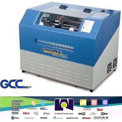 Engraver Cutter Gcc Laserpro Venus Ii Non-metal 11.8 X 8.3 300 Mm X 210mm