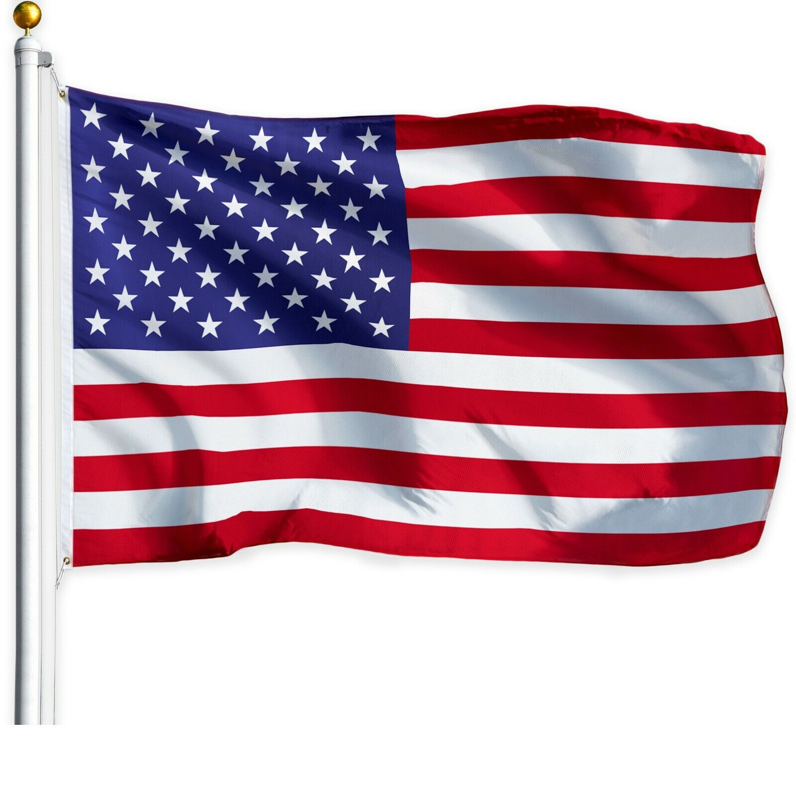 3 X 5FT Patriotic Flag American US Heavy Duty US 3x5 Feet Ou