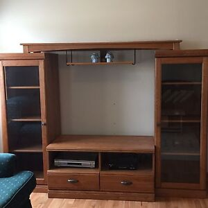 TV/Entertainment cabinet in excellent condition.