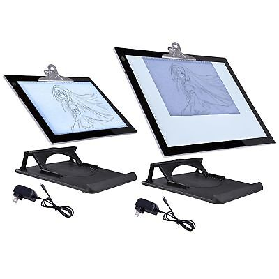 A3/A4 LED Tracing Light Box Drawing Tattoo Board Pad Table S