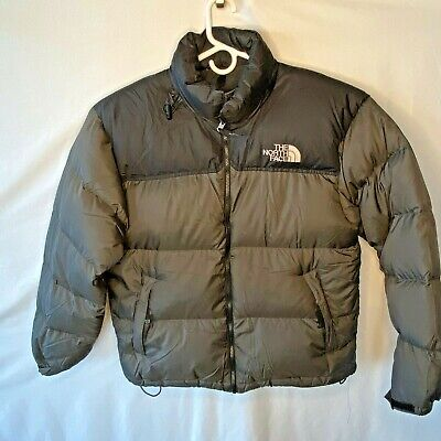 The North Face Black 700 Puffer Goose Down Jacket Mens  Size Large