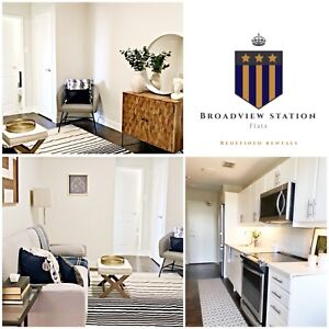 Broadview Station Flats - Redefined Rentals In Downtown TO!