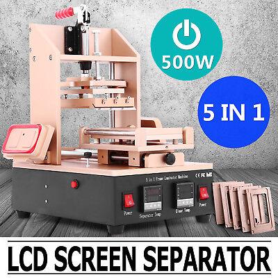 5En1 LCD Pantalla Separador Con Accesorios Teléfonos Divisor Retire Separar