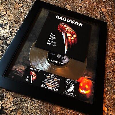 Halloween Michael Myers DVD Record Disc Album Movie Award Oscar Horror](Halloween Michael Myers Collection Dvd)