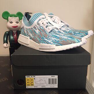 ❌ adidas x Sneakersnstuff NMD Datamosh ——— (SOLD)