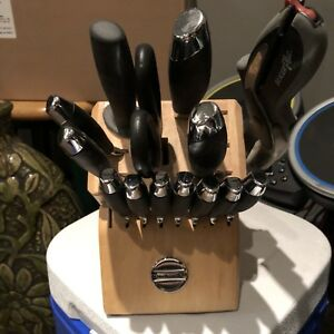 Kitchen Aid Knife Set