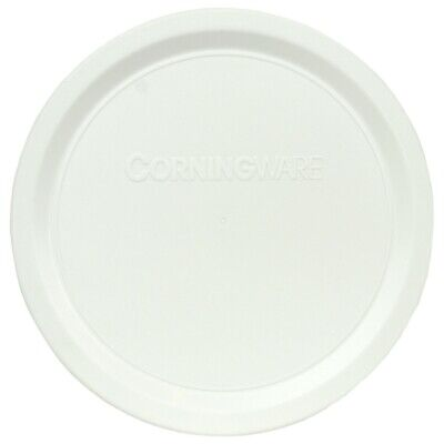 Corningware F-16-PC French White Plastic Replacement Lid for 16oz Casserole -