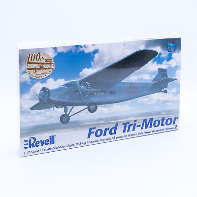 Revell 5246 Modellbausatz Modellflugzeug Ford Tri Motor Maßstab 1:77 NEU / OVP