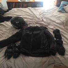 Motorcycle Gear Pack Alexandria Inner Sydney Preview