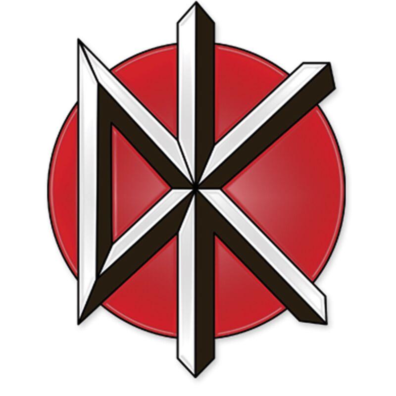 Dead Kennedys Punk Rock Band Enamel Logo Vest Pin Punk Rock Collectible Gift