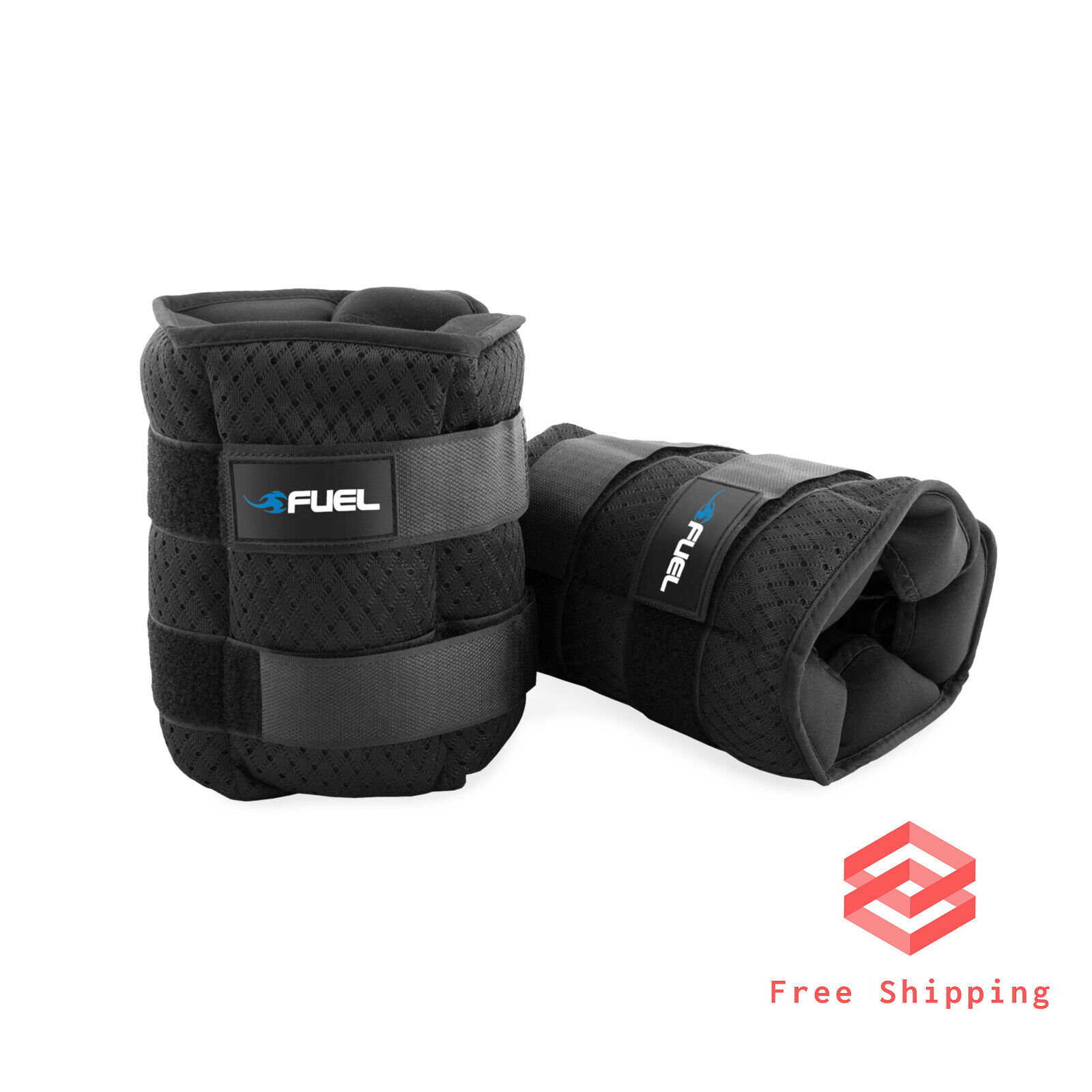 Wrist Ankle Weights 20lb Pair Adjustable Strength Bodybuildi