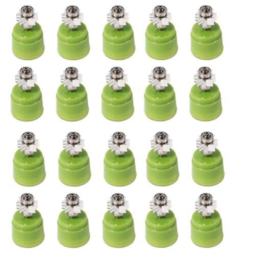 20 Dental Turbine Cartridge Rotor Fit Yabangbang E-generator Handpiece Big