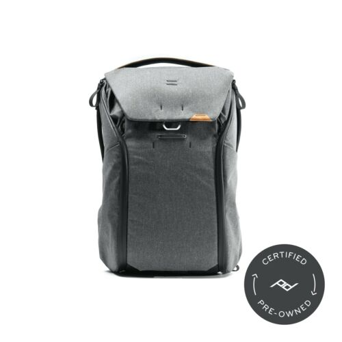 Everyday Backpack 30L V2 // Charcoal - PD Certified