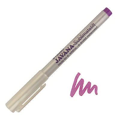 Javana Sublimatstift Phantomstift selbstlöschend für Stoffe Seide Papier uvm.