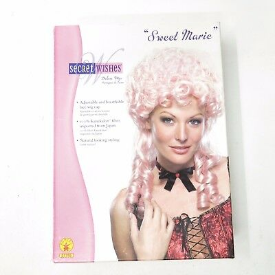 Secret Wishes Deluxe Wigs