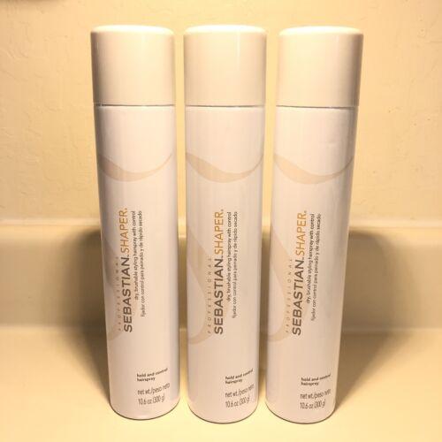 Sebastian Shaper Dry Brushable Hairspray with Control  10.6